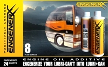 Engine Oil Treatment - Military Approved Technology